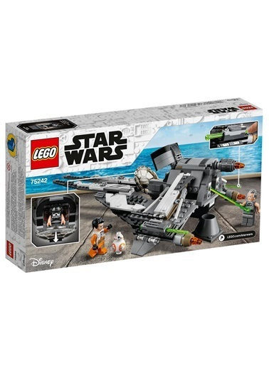 Lego Lego Star Wars B Ace Tie Interceptor Renkli